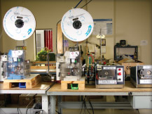 custom cable manufacturing equipment