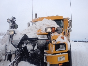 Data Cable Provides Up-To-Date Technology to Snowplows